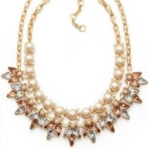 COPY - NEW Lee by Lee Angel Capri Collar Necklace